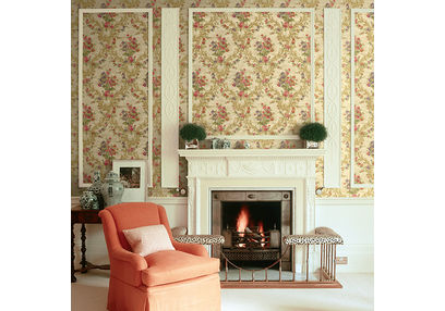 Elementto Wallpapers Floral Design Home Wallpaper For Walls ew71301, brown