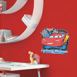 Kids Wall Stickers Decofun Cars Foam Decor - 23400