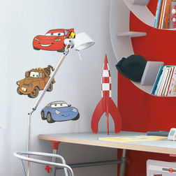 Wall Sticker For Kids Decofun Cars 3 Foam Elements - 23663