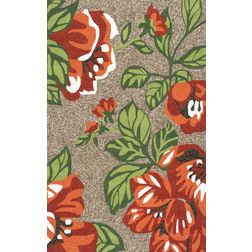 Floor Carpet and Rugs Hand Tufted, The Rug Concept Multi Carpets Online Tbilisi 6046-L, 3ft x 5ft, multi