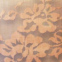 Elementto Wall papers Floral Design Home Wallpaper For Walls, orange, 60955 orange