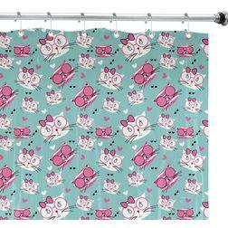 Shower Curtain, mint