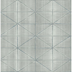 Elementto Wallpapers Geometric Design Home Wallpaper For Walls cr61406-2, grey