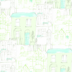 Elementto Wall papers Kids Design Home Wallpaper For Walls, lt  blue