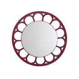 Aasra Decor SunFlower Mirror Decor Wall Mirror, pink