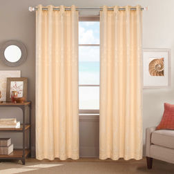 Dreamscape Poly Cotton Floral, beige, door