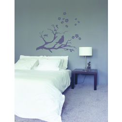 Wall Decals Feel At Home Bird on a tree - 39011