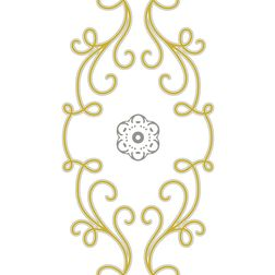 Elementto Wallpapers Floral Design Home Wallpaper For Walls -CASELIO_ 63752123.1, white