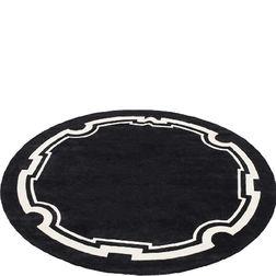Floor Carpet and Rugs Hand Tufted, AC Concept SolidBlack Carpets Online - RNDC-47-L, 3ftx5ft, black