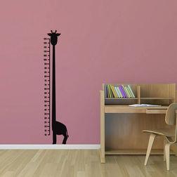 Kakshyaachitra As Long as A Giraffe's Neck Kids Wall Stickers, 48 173 inches