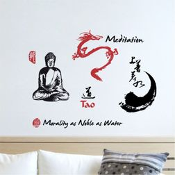 Wall Stickers Home Decor Line 58108
