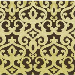 Rangshri Classic Curtain Fabric - 24, gold, fabric