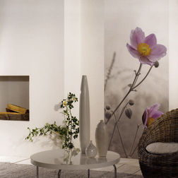 Elementto Mural Wallpapers Floral Mural Design Wall Murals 18649116_ 1429537964_ 1110mural, grey