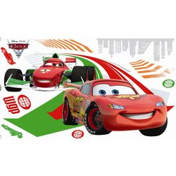 Wall Stickers For Kids Decofun Cars Large - 43264