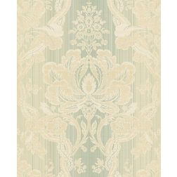 Elementto Wallpapers Floral Design Home Wallpaper For Walls, sea green
