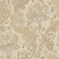 Elementto Wallpapers Floral Design Home Wallpaper For Walls, lt  brown