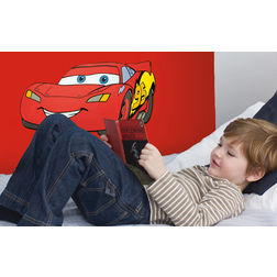 Kids Wall Stickers Decofun Cars Foam Decor - 23563