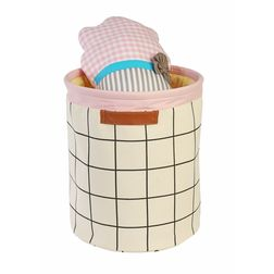 Laundry Hamper Storage,  cream