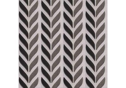 Shashank Geometric Curtain Fabric - 11, grey, fabric