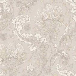 Elementto Wallpapers Floral Design Home Wallpaper For Walls, lt  grey