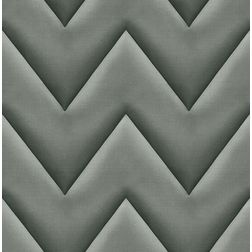 Elementto Creative Abstract Design Modern 3D Wallpaper for Walls - td32400, grey