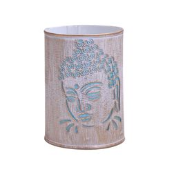 Aasra Decor Budha Side Night Lamp Lighting Night Lamps, multicolor