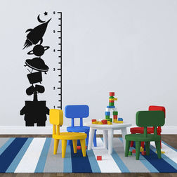 Kakshyaachitra Sci High Kids Wall Stickers, 24 66 inches