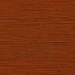 Cherry Plain Stripes Upholstery Fabric, sample, orange