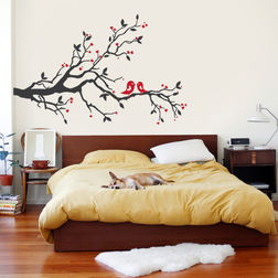 Wall Stickers WallDesign Branch of Love