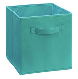 Storage Cube Box,  sky blue cube