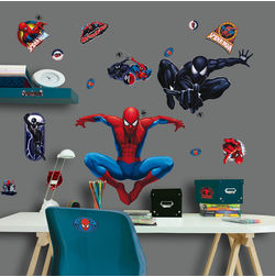 Wall Stickers For Kids Decofun Spiderman Maxi - 41368