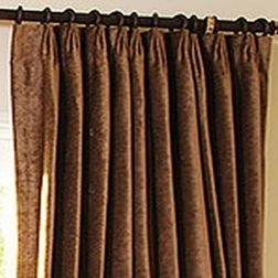 Shiva Solid Readymade Curtain - SJ714, window, gold