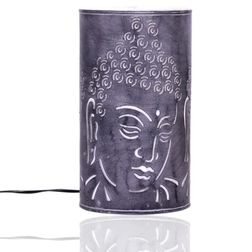 Aasra Decor Budha Lamp Lighting Table Lamp, grey