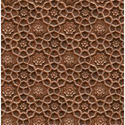 Elementto Floral Design Modern 3D Wallpaper for Walls - td30101, brown