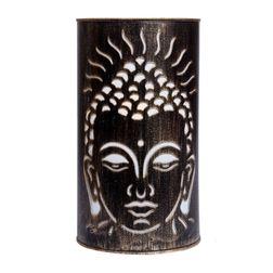 Aasra Decor Gold Budha Lamp Lighting Table Lamp, gold