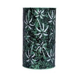 Aasra Decor Green Coconut Tree Lamp Lighting Table Lamp, green