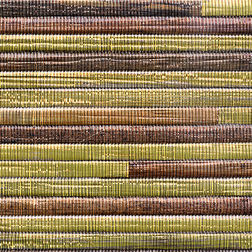 Elementto Wallpapers Luxury Weaving Design Home Wallpaper For Walls, green