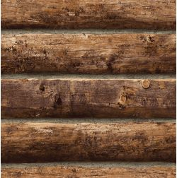 Elementto Wood Design Modern 3D Wallpaper for Walls - td32205, brown
