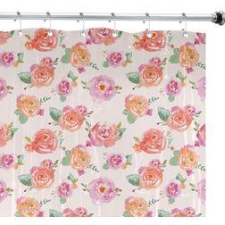 Shower Curtain, white