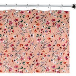 Shower Curtain, peach