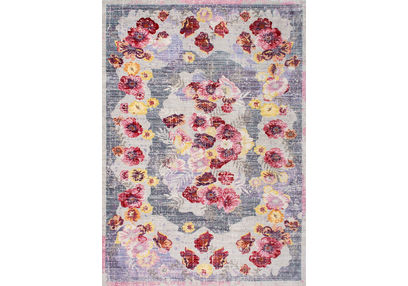 Floor Carpet and Rugs Hand Tufted, The Rug Concept Multi Carpets Online Tbilisi 6028-M, 3ft x 5ft, multi