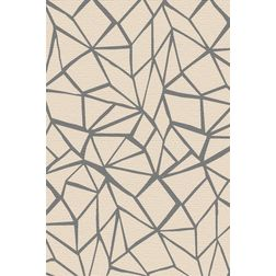 Floor Carpet and Rugs Hand Tufted, AC Concept Abstract Grey Carpets Online - ACR (18) -L, grey, 3ftx5ft