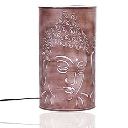 Aasra Decor Budha Lamp Lighting Table Lamp, brown