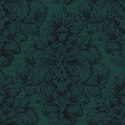 Elementto Wall papers Floral Design Home Wallpaper For Walls, sea green, et30512 green