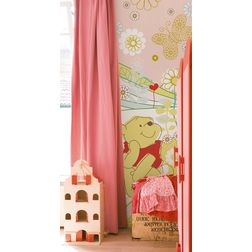 Wall Sticker For Kids Decofun Pooh & Friends Door Panel - 93