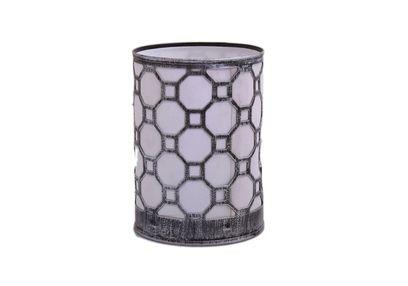 Aasra Decor Octagon Night Lamp Lighting Night Lamps, silver