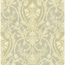 Elementto Wallpapers Cream Design Home Wallpaper For Walls ew70002-2, sea green
