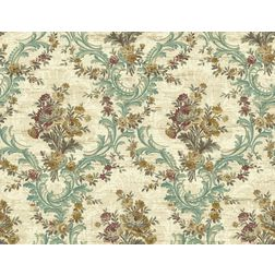 Elementto Wallpapers Floral Design Home Wallpaper For Walls ew71301-1, light brown