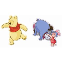 Wall Stickers For Kids Decofun Pooh & Friends -24022