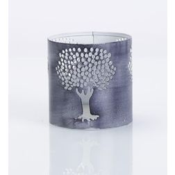 Aasra Decor Mango Tree Candle Votive DecorVotives, white